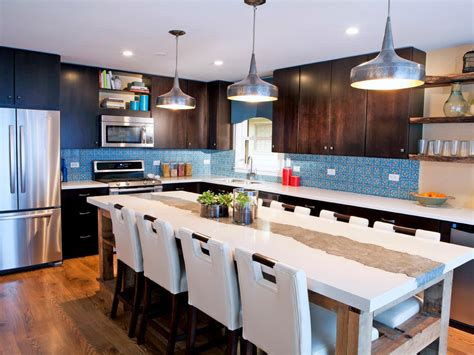 concrete kitchen countertops concrete kitchen countertops pictures ideas from hgtv