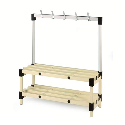 wooden changing room benches changing room cloakroom benches csi products