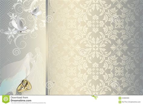 Wedding Invitation Card Background Design Hd   Wedding Dress Collections