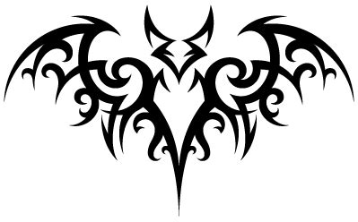 stylish tattoo png bat tattoos and designs page 37