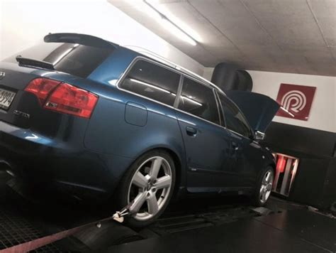 Audi A4 8e Chiptuning by Audi A4 8e 2 7tdi Mit 259ps By Pogea Racing Gmbh