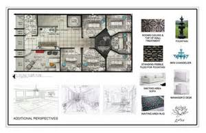 Salon And Spa Floor Plans Day Spa Floor Plans Day Spa Second Floor Plan