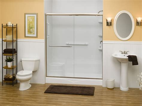 Shower Inserts With Doors 1000 Ideas About Fiberglass Shower Stalls On