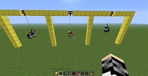 minecraft swing how to make a minecraft swing minecraft blog