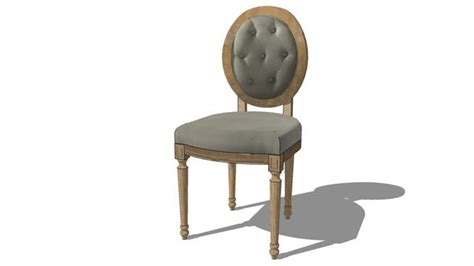 chaise louis maison du monde 89 best images about sketchup components on