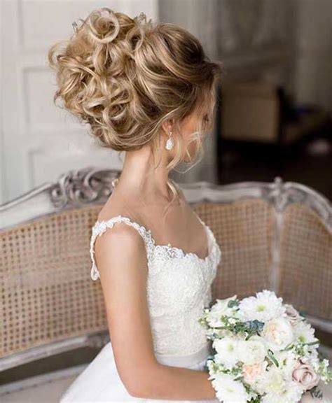 Wedding Hair Updo by 20 Wedding Updos Hairstyles 2017