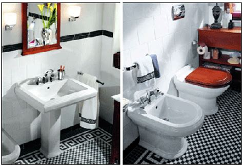 vintage black and white bathroom ideas black and white ceramic tile home garden design