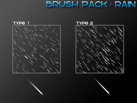 pattern photoshop rain rain nature photoshop brushes brushlovers com