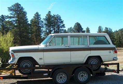 1960 jeep wagoneer 1965 jeep wagoneer car interior design