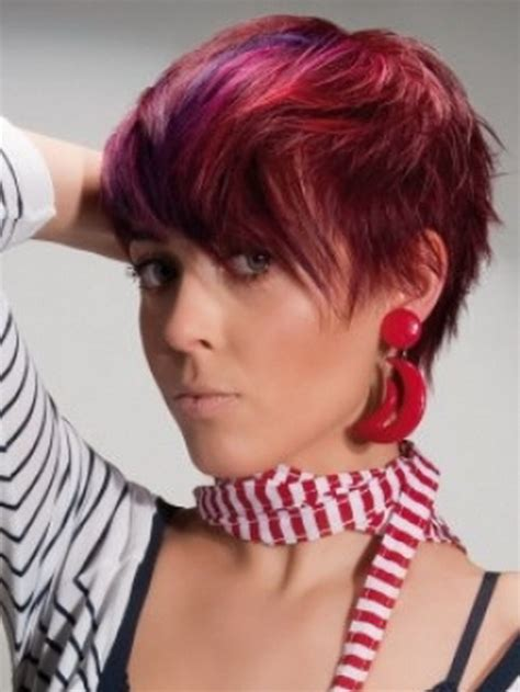 trendy hairstyles and colours short hair styles and color