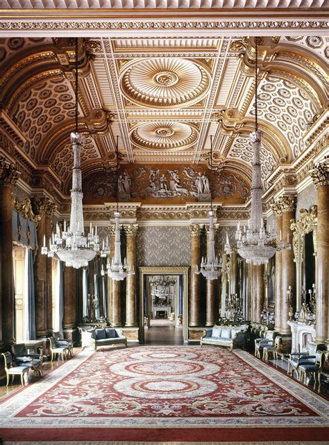 palace interiors buckingham palace renovation a royal update to queen