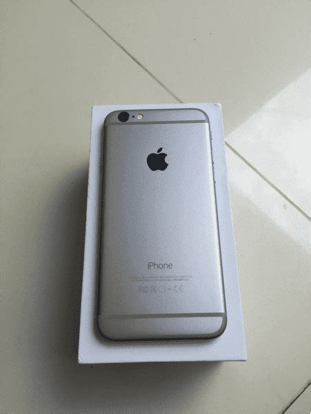 Iphone 6 Garansi Distibutor jual iphone 6 64 gb space grey silver gold ori 100 garansi distributor putra