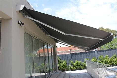 screen awnings retractable motorized retractable awnings black home ideas