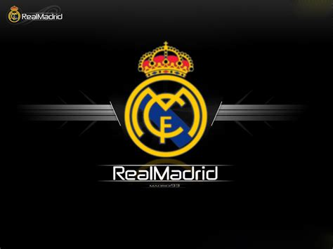 Real A by Cool Real Madrid Logo 7040123