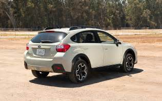Subaru Crosstrek Images 2013 Subaru Xv Crosstrek Premium Rear Three Quarters Photo 2