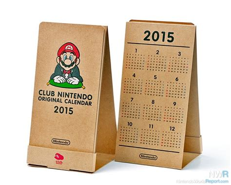 Rewards Calendar 2015 Search Results For Club Nintendo 2015 Rewards Calendar