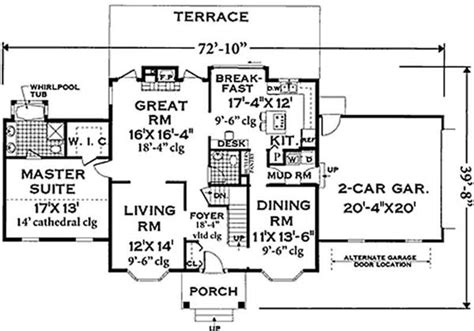georgian architecture floor plans georgian colonial house floor plan federal style house