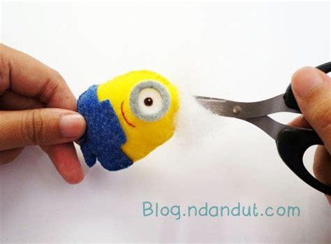 Tali Brabh Isi 3 Pasang kreasi kreatif boneka minions