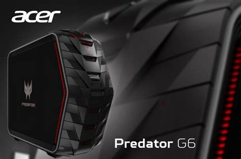Harga Acer Predator G6 710 desktop gaming archives resmi acer indonesia