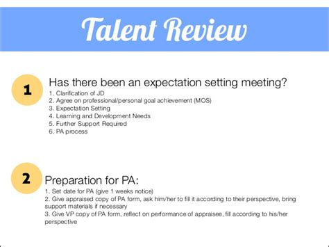 Aiesec Indonesia Talent Management 1314 Talent Review Talent Review Template