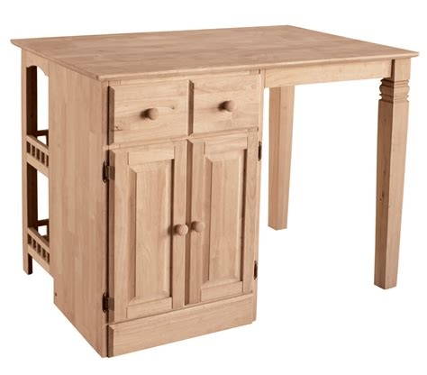 Unfinished Kitchen Island Cabinets Before Buying Unfinished Kitchen Island