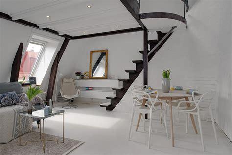 Apartamento en un altillo. ? Interiores Chic Blog de decoración nórdica