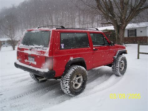 big red jeep big red xj s 1996 jeep cherokee in peytona wv