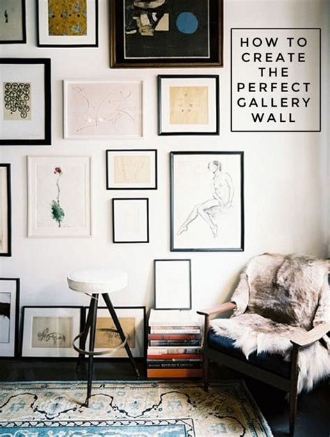 how to do a gallery wall cute gallery wall ideas