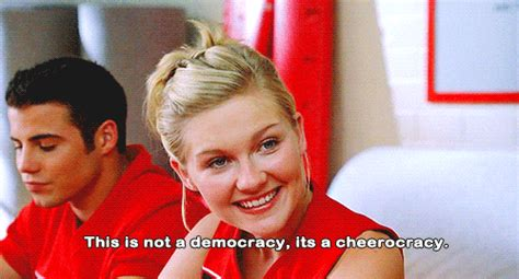 Bring It On Movie Meme - gif film kirsten dunst bring it on 5 bring it on