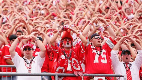 ohio state buckeye fan 5 games every ohio state buckeyes fan would cut class to be at