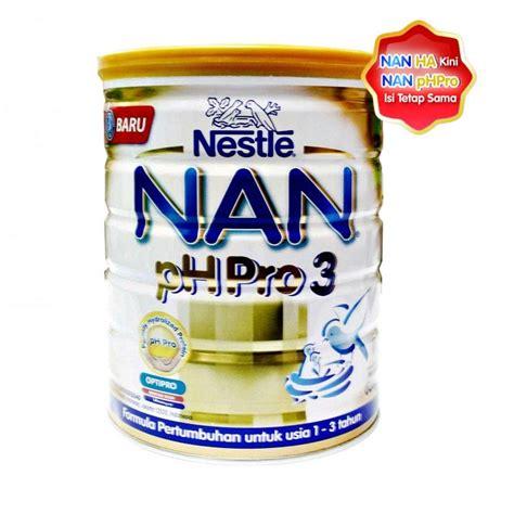 Nan Phpro 3 by Jual Nan Ha Phpro 3 Formula 800 Gr Harga