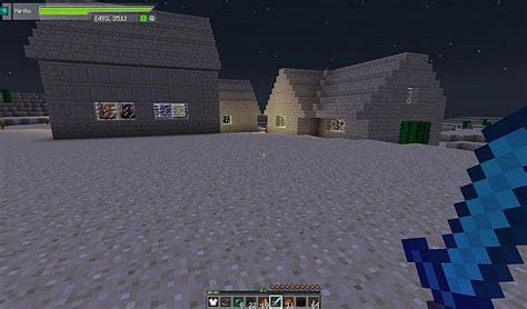 mod game java online sword art online hud mod minecraft mods mapping and