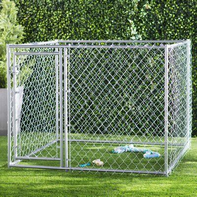 dog kennels youll love   wayfair