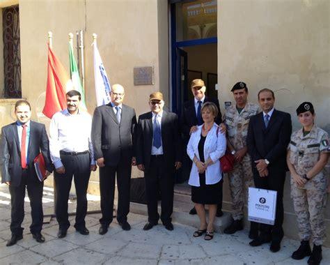 consolato tunisino palermo visita console generale di tunisia a palermo e di una
