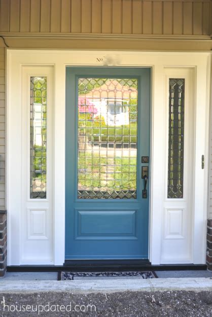 New Front Doors by Hello Passersby Aka We Got A New Front Door House Updated