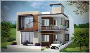 Home Design Group Zielonki by Double Storey Elevation Two Storey House Elevation 3d