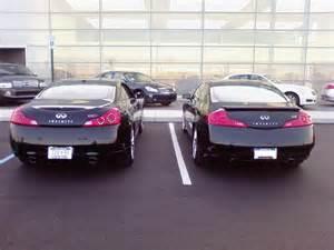 Infiniti G35 Sedan Vs Coupe G37 And G35 Comparison In Black G35driver