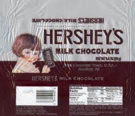 Hershey bar wrapper cake ideas and designs