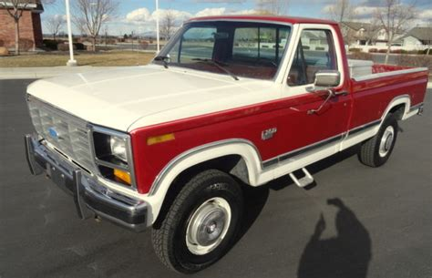 free auto repair manuals 1984 ford f250 interior lighting 1984 ford f250 xlt diesel 4x4 fully loaded single cab long bed for sale in caldwell idaho