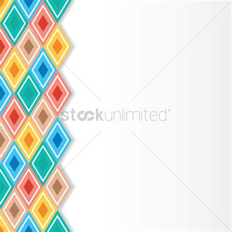 design backdrop creative creative background design vector image 1960880