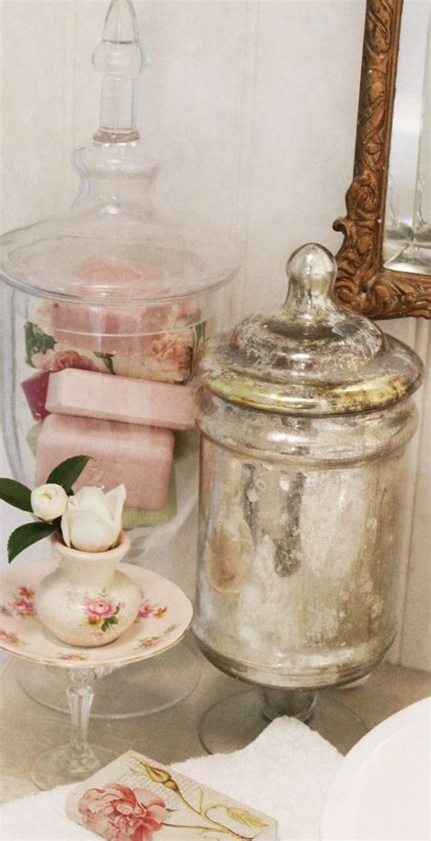 bathroom apothecary jar ideas best 25 bath accessories ideas on