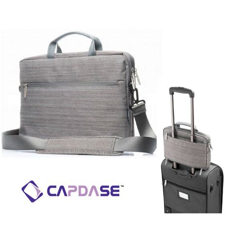 Capdase 15 Inch Sleeve Tas Sarung Laptop Bag Brown Pk00 By Wahacc jual capdase mkeeper gento plus for notebook 15 inch butik dukomsel