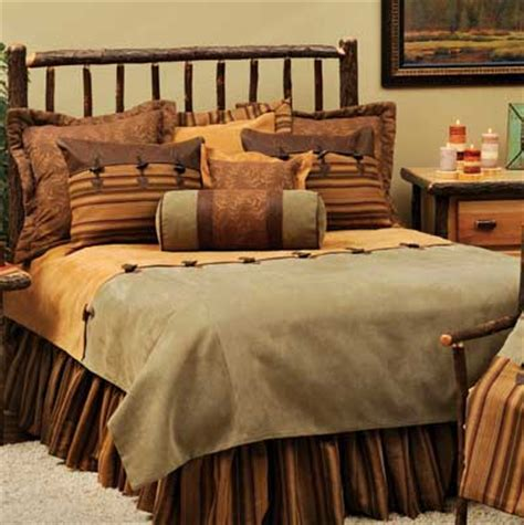 Lodge Style Bedding by Autum Leaf Cabin Lodge Duvet Cover