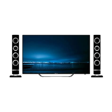 Led Tv Polytron Cinemax Pro 32 jual polytron 43 quot digital hd cinemax pro led tv speaker 43tv865 harga kualitas