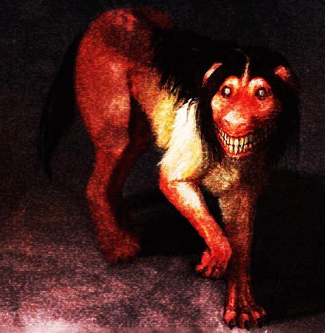 imagenes de smiledog jpg 19 horrifying works of creepypasta fan art smosh