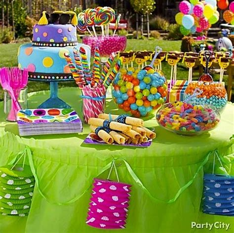 party themes high school grad party dessert table we