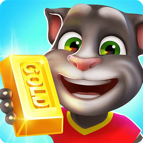 talking tom outfit7 talking tom gold run