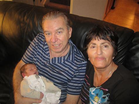 grandparents visit  mazeks