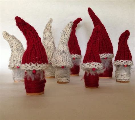 elf pattern pinterest woodland elves free pattern from knitionary uses wood