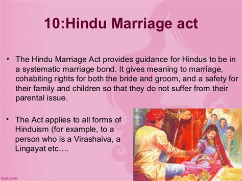 section 5 of hindu marriage act rights of women in india